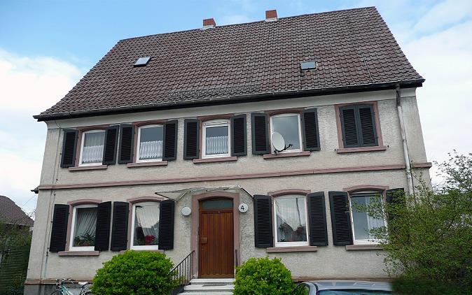 Modernisierung wohnhaus sandhausen for Wohnhaus bauen