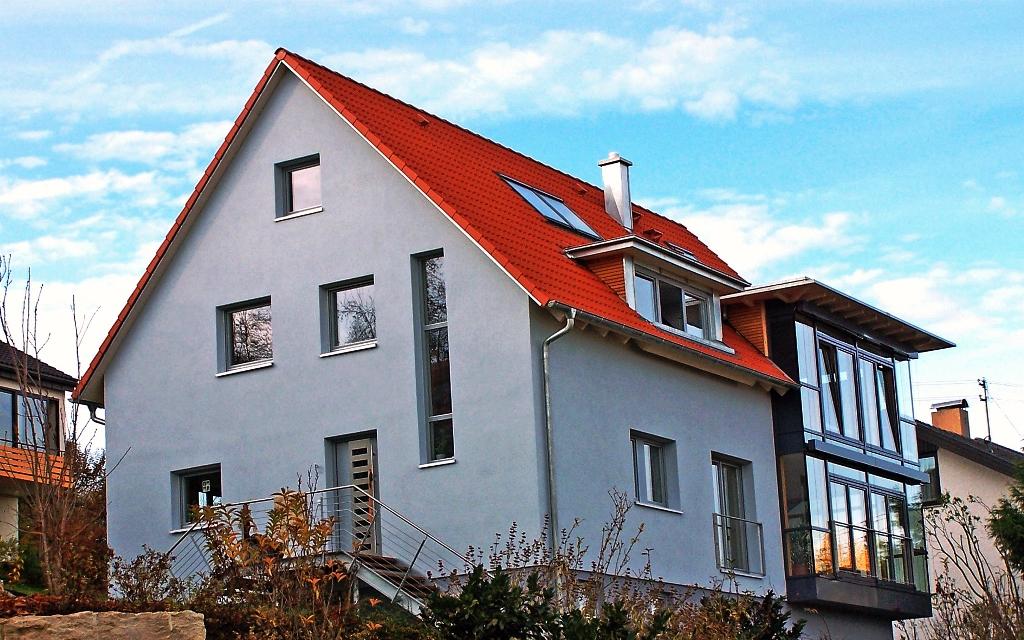 Modernisierung wohnhaus weinsberg for Wohnhaus bauen