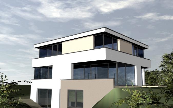 Wohnhaus nussloch landhaus for Wohnhaus bauen