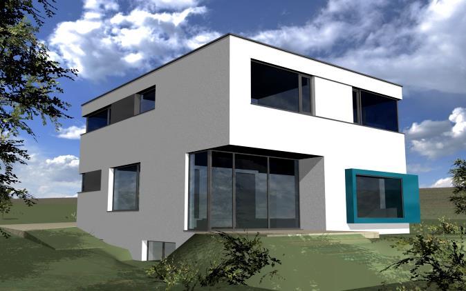 Wohnhaus ilsfeld auenstein for Wohnhaus bauen