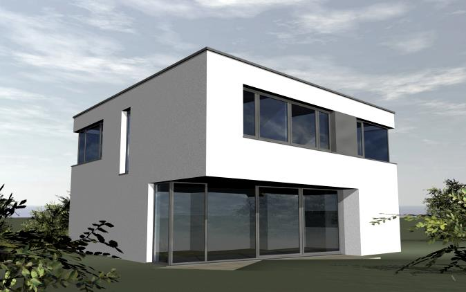 Wohnhaus bensheim am bach for Wohnhaus bauen