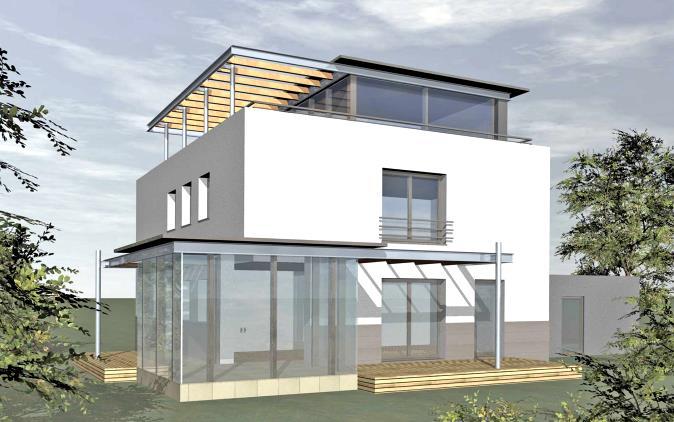Architekt Ludwigshafen wohnhaus ludwigshafen bodentiefe fenster