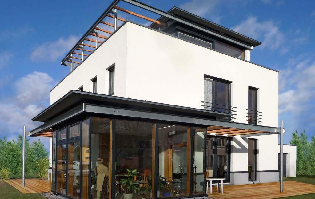 Architekten Ludwigshafen wohnhaus ludwigshafen bodentiefe fenster