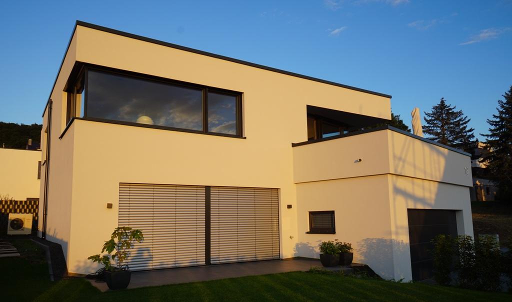 Architekt Heidelberg moderne mit aussicht
